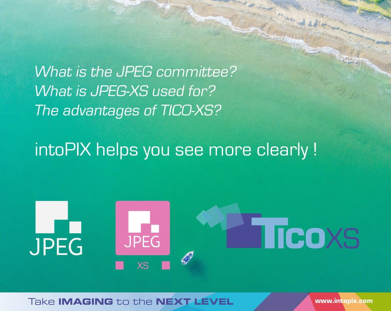 JPEG XS ... What does it mean ?